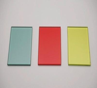 กระจกสี